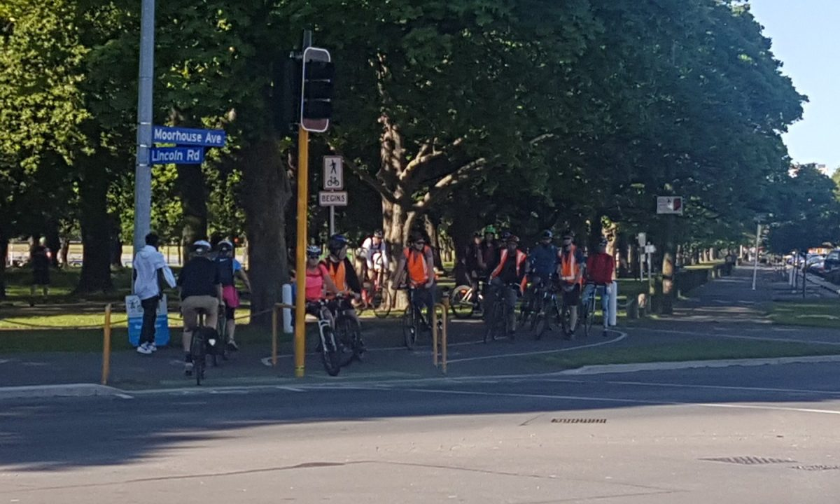 Guest photo of the Day: More people on bikes