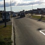 Photo of the Day: Cycle lanes in Wigram Skies