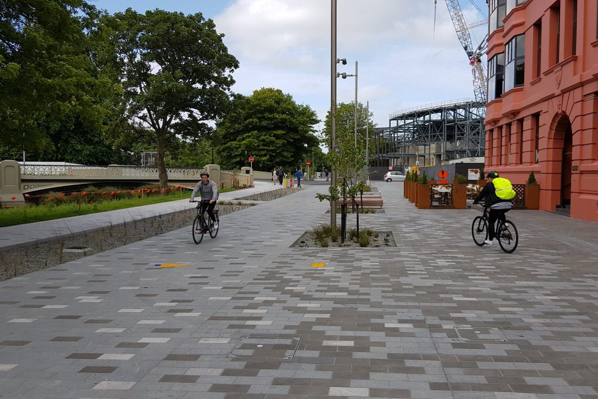 The Oxford Promenade – a new way through town