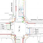 Memorial/Greers Cycle lane to be Removed