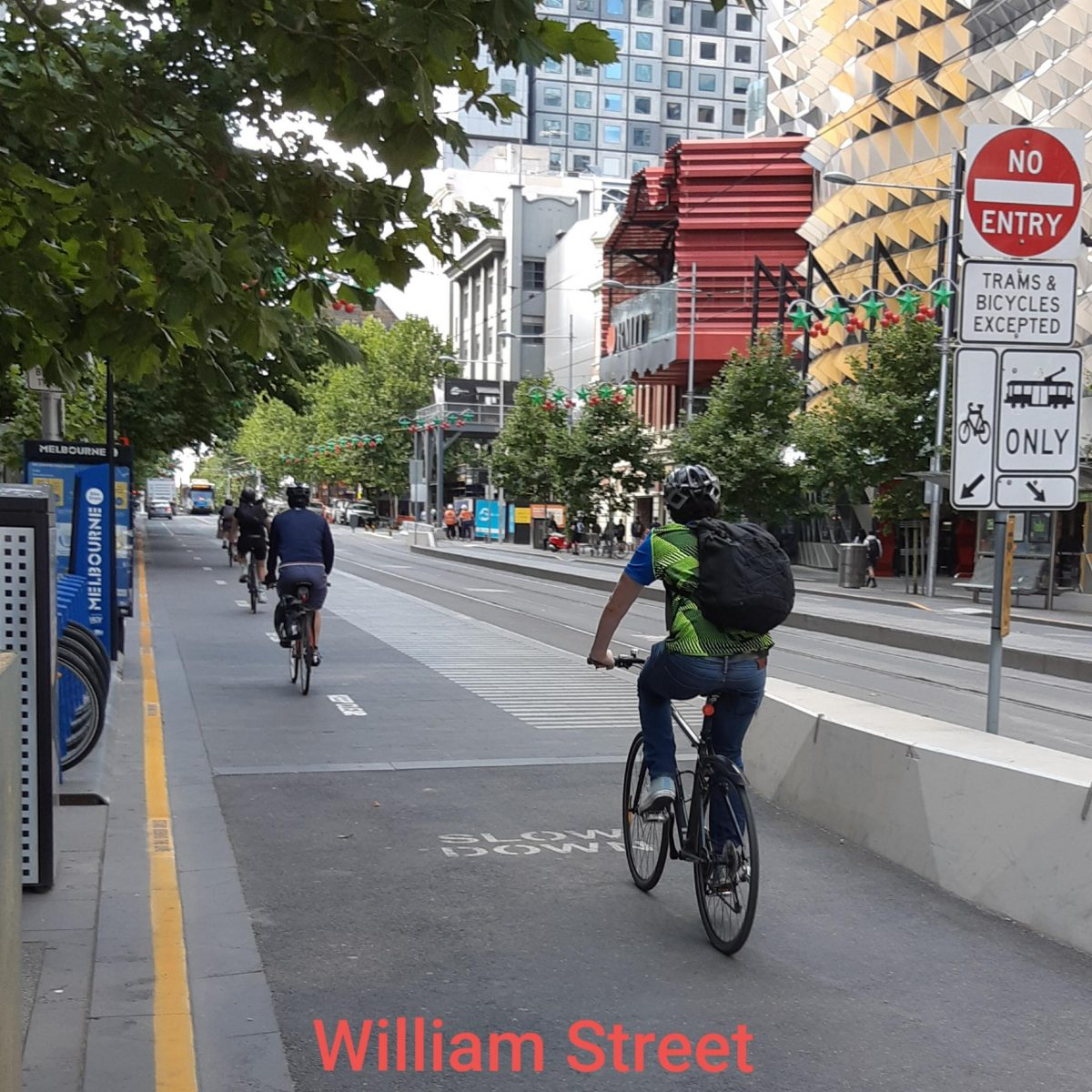 Cycling Central  Melbourne