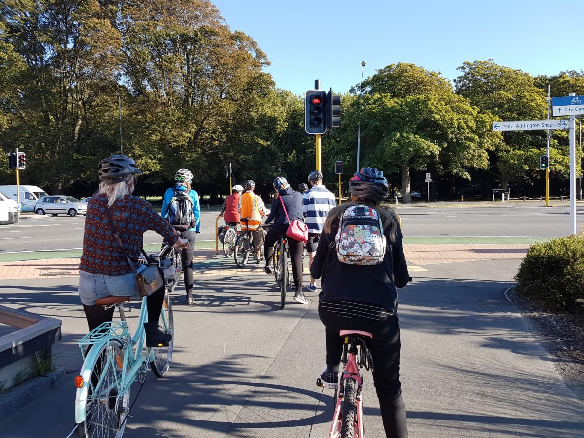Guest Post: Are the Demographics of Cyclists Changing?