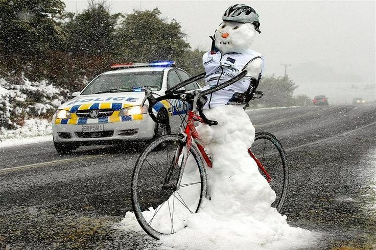 Guest Post: Nobody Rides Bikes in Winter! Right?