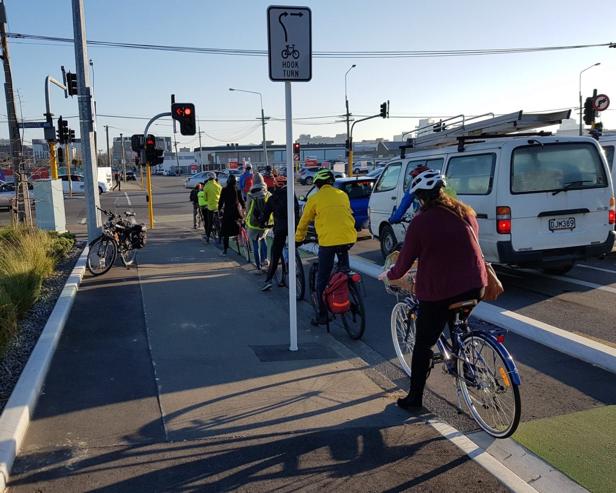 Survey on Cycling Opportunities in Christchurch