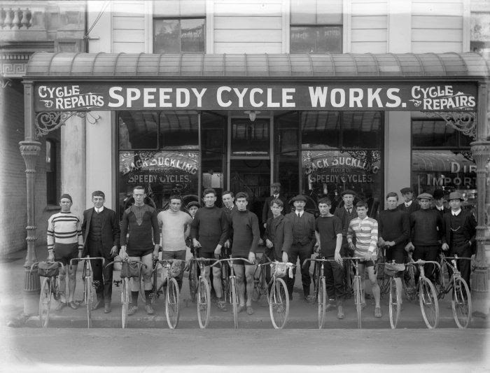 Changing Times: Speedy Cycles