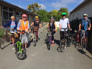 Guest Post: Wednesday Wheelers