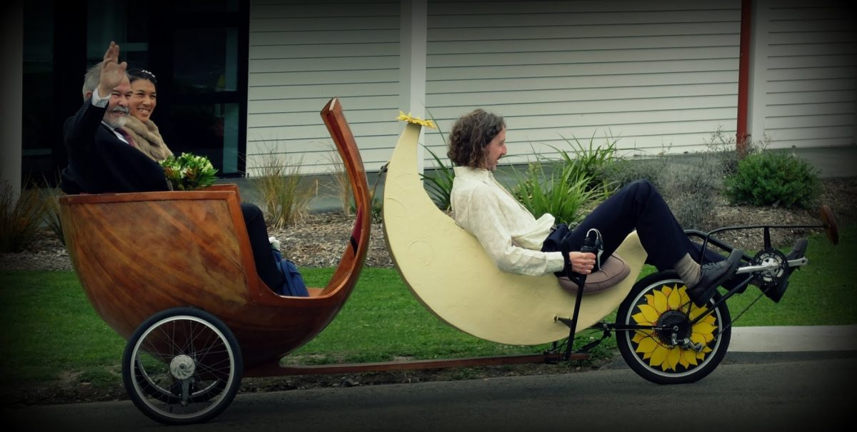 Guest post: Trishaw wedding
