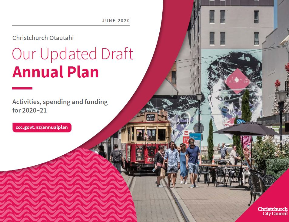 Submit on CCC Annual Plan – Take 2