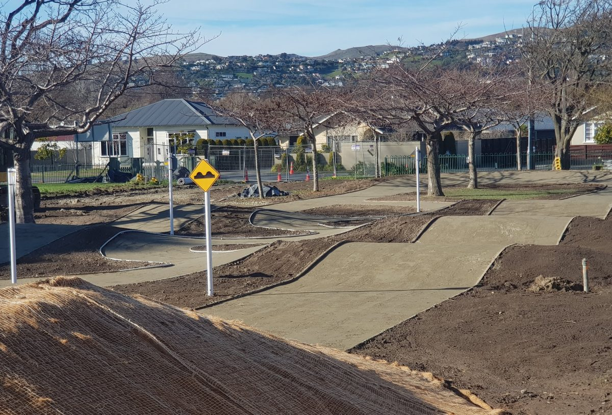 Photo of the Day: Somerfield School Bike Track