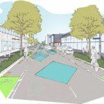 Have your Say on north Colombo St link