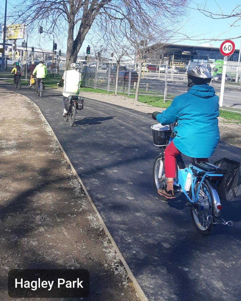 Wednesday Wheelies Sth Hagley Park