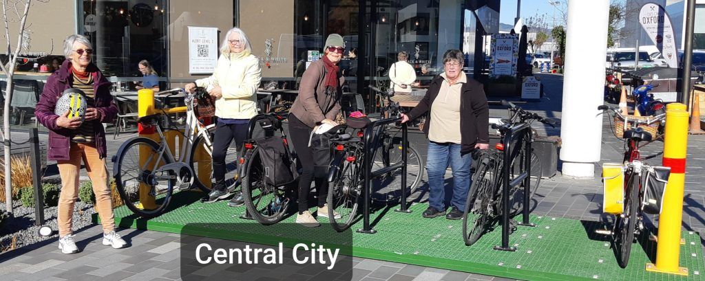 Wednesday Wheelies Central City