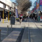 Biking in City Mall – Have Your Say