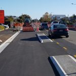 Photo of the Day: South Express cycleway works