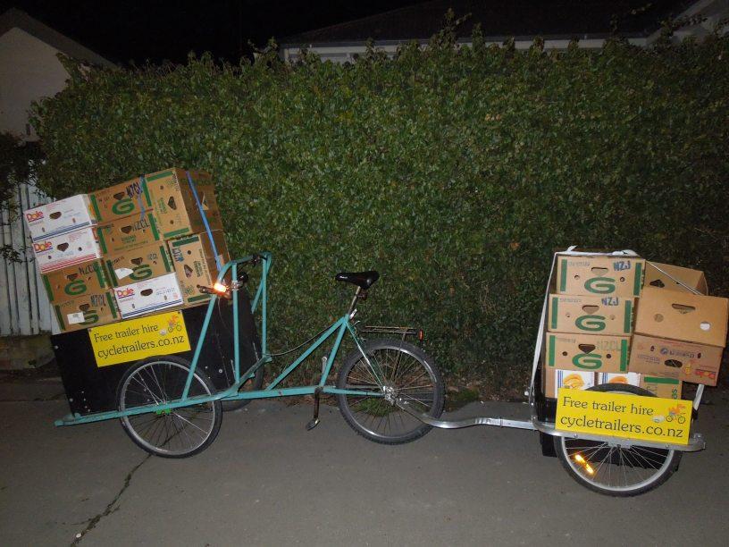 Flashback Friday: The banana box challenge