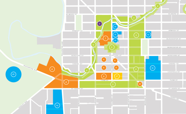 Flashback Friday: Is cycling a part of the new Central City Plan?