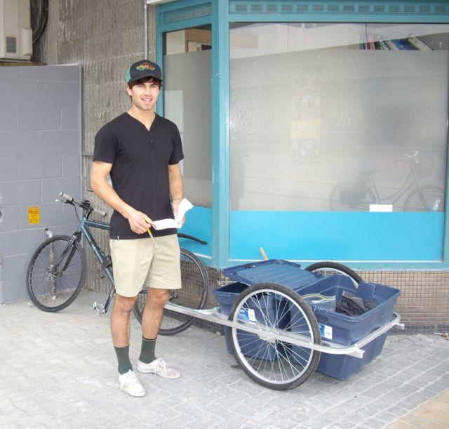 Cargo bikes