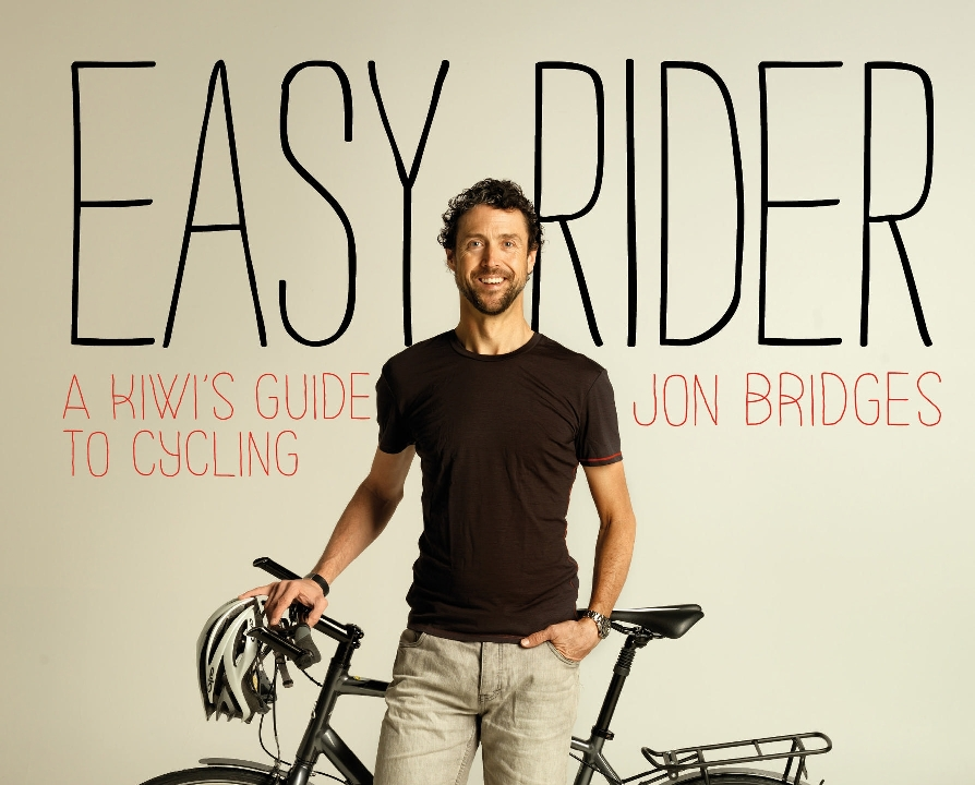 Book Review: Easy Rider – A Kiwi's Guide to Cycling