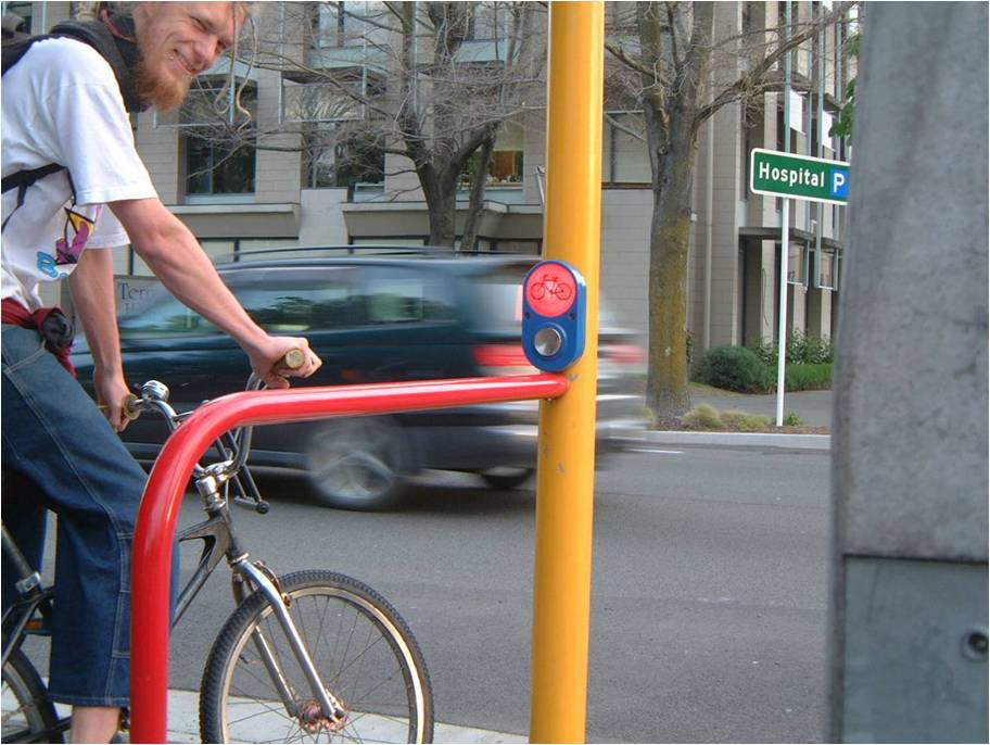 Clever Cycling Stuff: Cycle Detectors