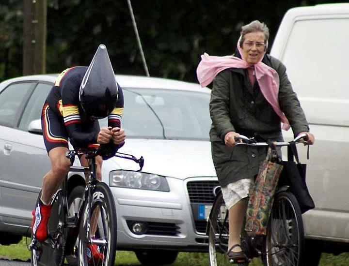 Are you a Cyclist or a Person?