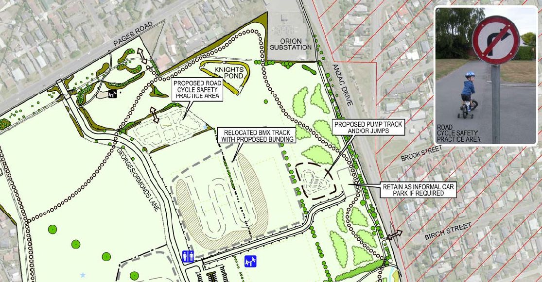 Flashback Friday: New cycle training park in Bexley?