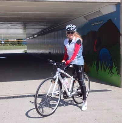 Flashback Friday: How did a 50-year-old get back into cycling?