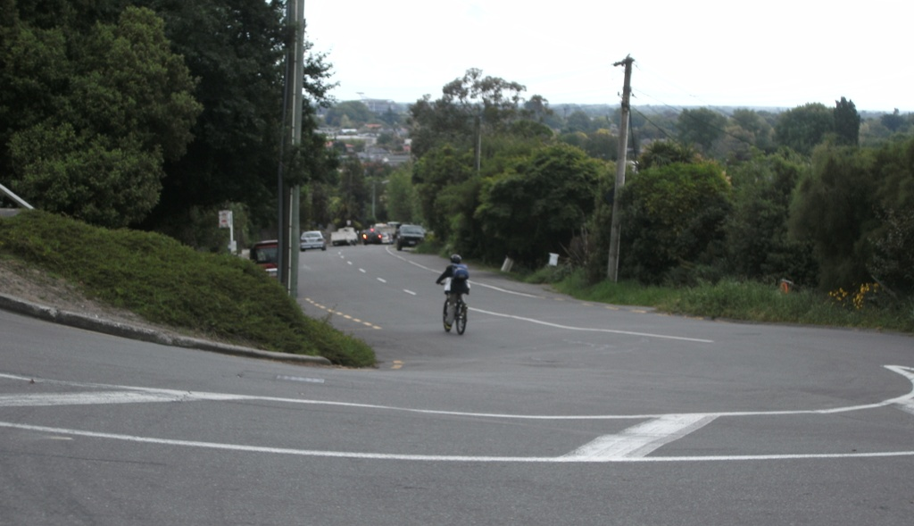 Cycling and Hills
