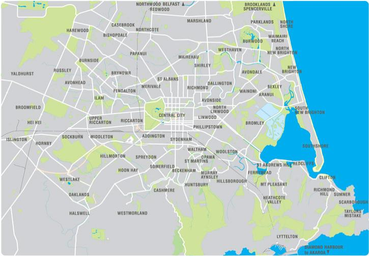 Help us out – Where can you bike in your suburb?