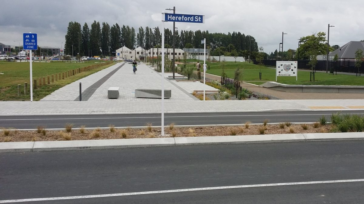 Photo of the Day: Rauora Park opens