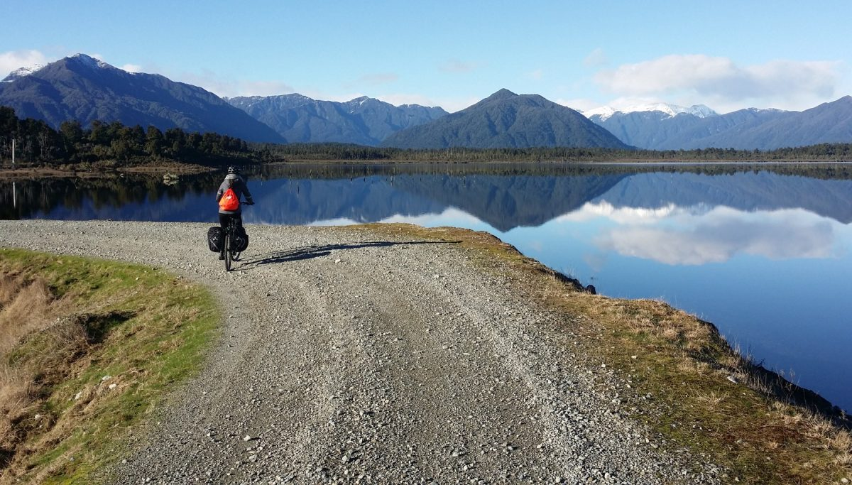 West Coast Wilderness Trail: a great tour
