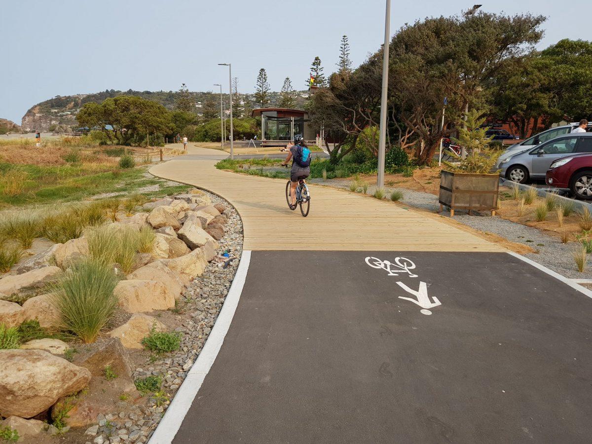 Photo of the Day: Coastal Pathway Sumner