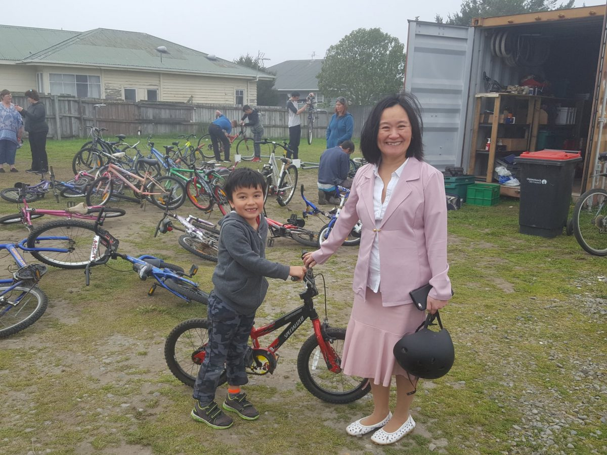 Cycling in Chch 2020: The Power of a Bike…