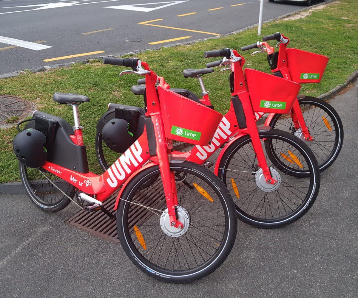 Lime e-Bike share coming to Christchurch
