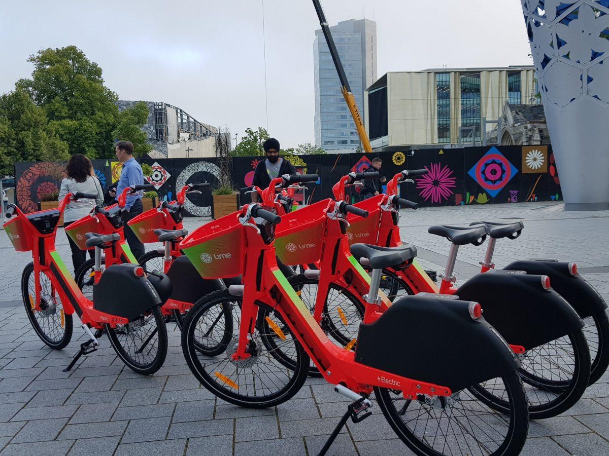 @Limebike e-Bikes now in Christchurch